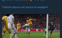 PSG : Berchiche glisse un tacle au Real Madrid