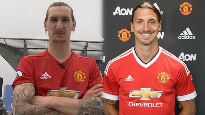 Le sosie Anglais de Zlatan Ibrahimovic