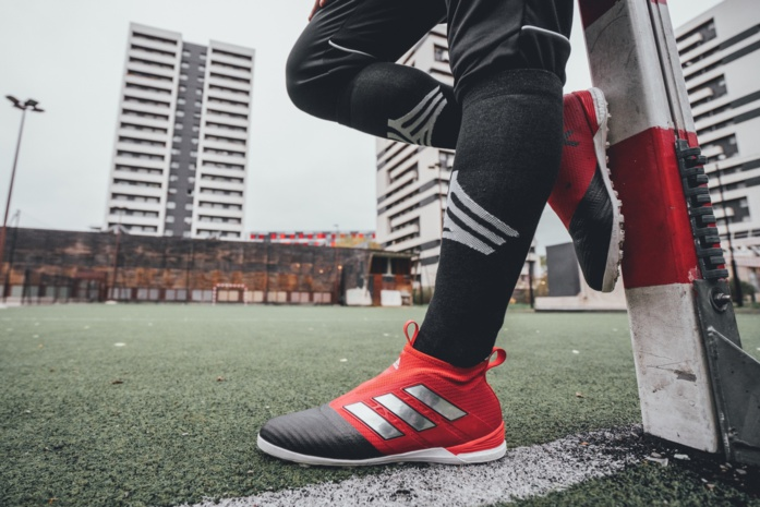 adidas football lance la nouvelle ACE17+ PURECONTROL Red Limit