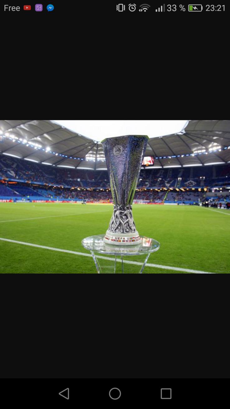 L'affiche de la finale de Ligue Europa dévoilée