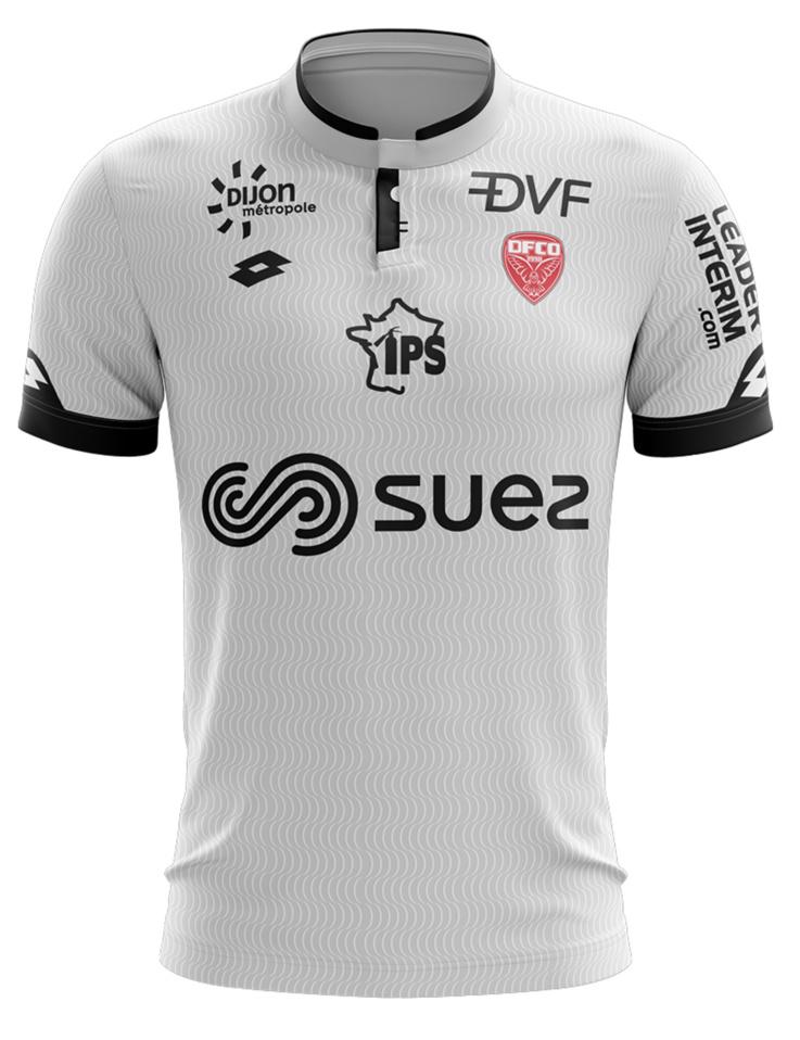 Lotto dévoile les nouveaux maillots saison 2017/2018 du DFCO