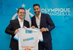 Adil Rami - Crédit : site officiel de l'Olympique de Marseille
