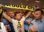 Pour Valbuena l'ambiance est bien plus chaude au Fenerbahçe qu'à l'OM