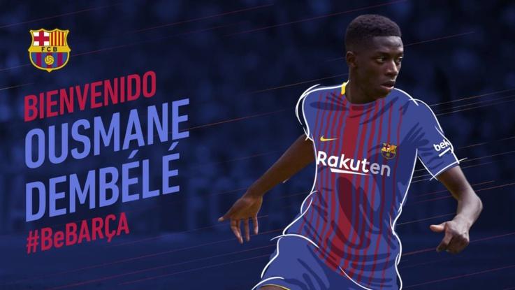 Dortmund - Barça : le mea culpa d'Ousmane Dembélé