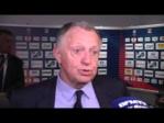 OL : Aulas tacle ses joueurs après le nul concédé à Limassol