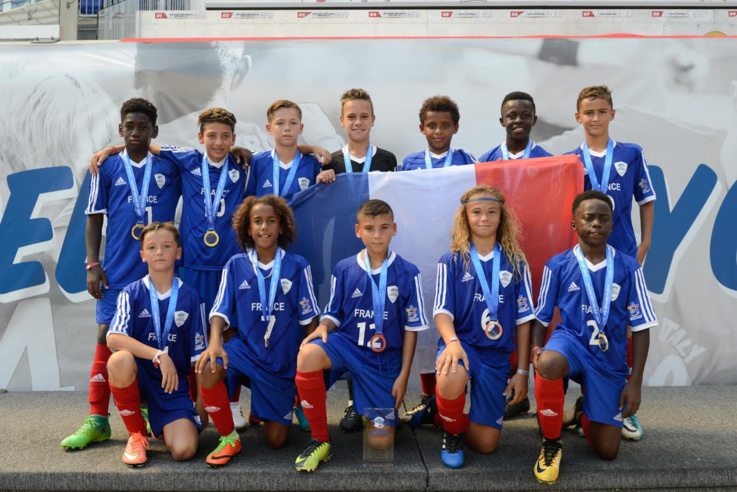 Photos (Crédit photo: Danone Nations Cup)