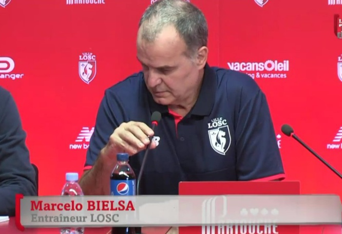 Marcelo Bielsa va mettre la misère aux dirigeants du LOSC