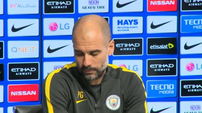 Manchester City : Guardiola critique les équipes qui garent le bus