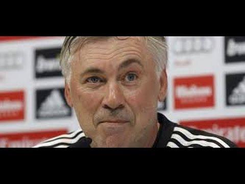 Ancelotti tacles les dirigeants et le joueurs importants du Bayern Munich