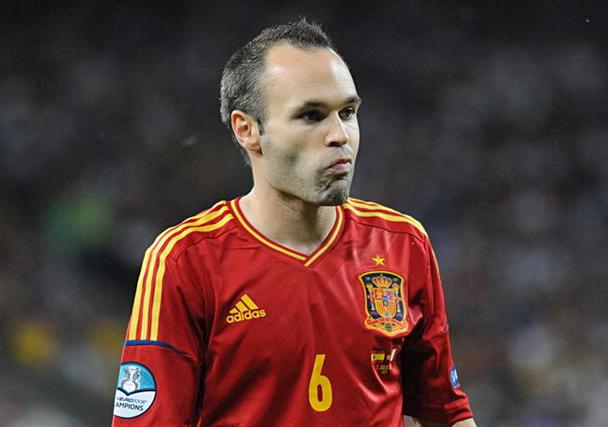 Andrès Iniesta - Wikipedia