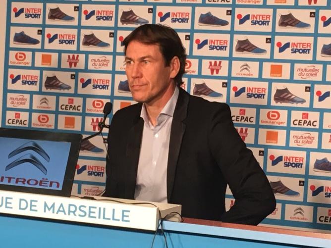 Mercato OM : Rudi Garcia met fin à une rumeur