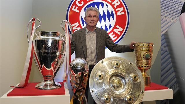 Bayern Munich : Jupp Heynckes tacle Dembélé et Aubameyang