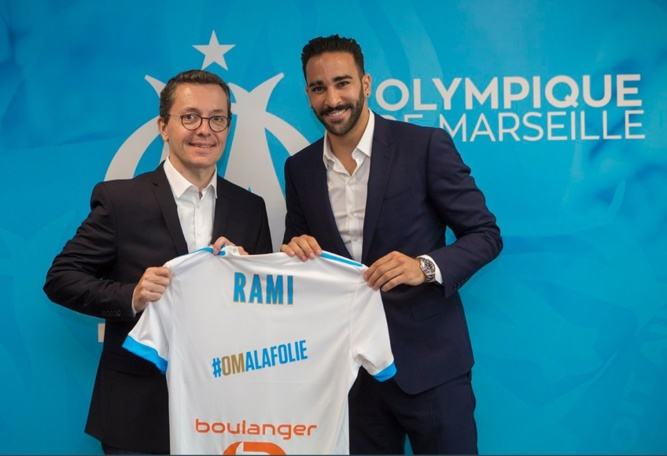 Adil Rami - Site officiel de l'Olympique de Marseille