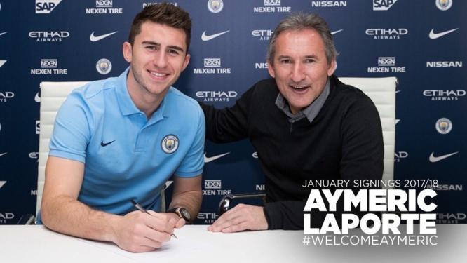 Manchester City : Aymeric Laporte va devoir s'adapter aux spécificités du foot Anglais
