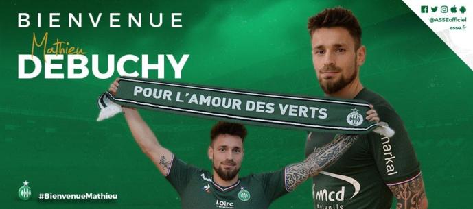 ASSE : pour M'Vila, Debuchy a sa place en équipe de France