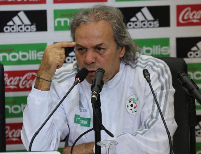 Algérie : Rabah Madjer pète un câble en conférence de presse