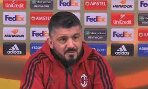AC Milan : Gattuso semble regretter le départ d'André Silva