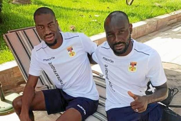 Geoffrey Kondogbia a toujours voulu jouer pour la Centrafrique