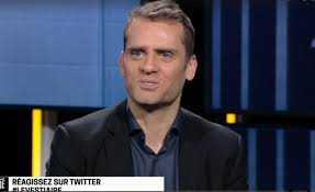 Jérôme Rothen - Capture écran RMC Sport