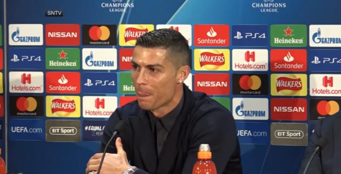 Juventus : Cristiano Ronaldo critique le jeu de Manchester United