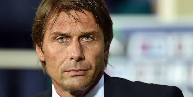 Antonio Conte a besoin de souffler