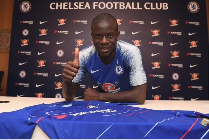 Chelsea : N'Golo Kanté prolonge son contrat