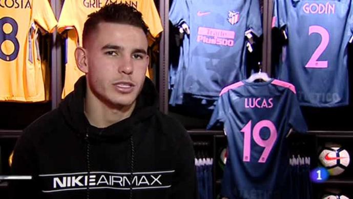 Atlético de Madrid - Mercato : Lucas Hernandez n'exclut pas un départ