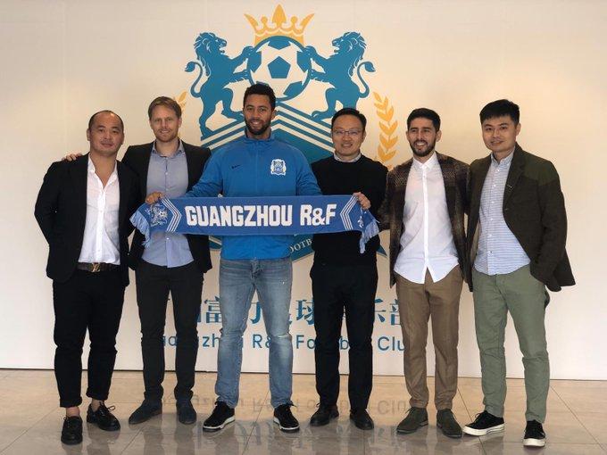 OFFICIEL : Mousa Dembélé signe au Guangzhou R&F