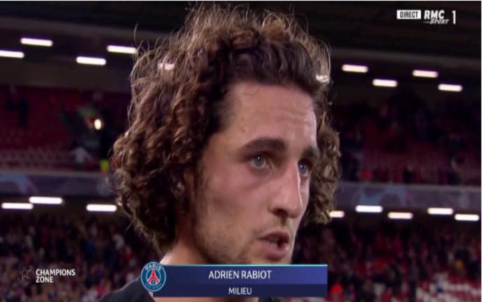 PSG : Arsenal garde un œil sur Adrien Rabiot