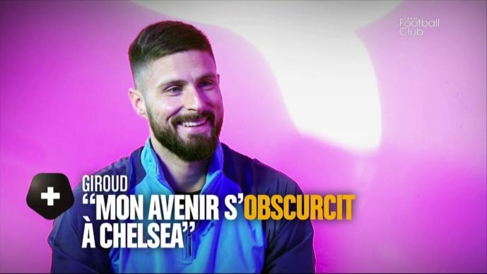 Olivier Giroud - Canal Football Club