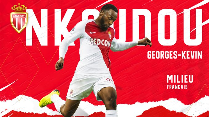 OFFICIEL : Georges-Kévin Nkoudou prêté à l'AS Monaco