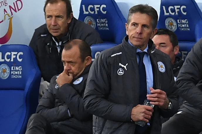 Leicester : Schmeichel espère un licenciement rapide de Claude Puel