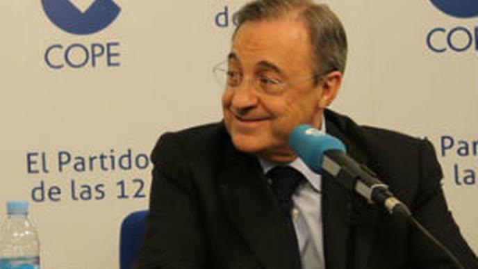 Florentino Perez change son fusil d'épaule au sujet du PSG