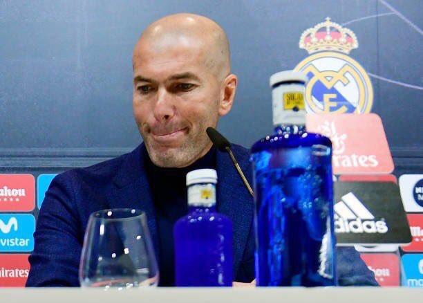 Un retour aux affaires pour Zinédine Zidane ?