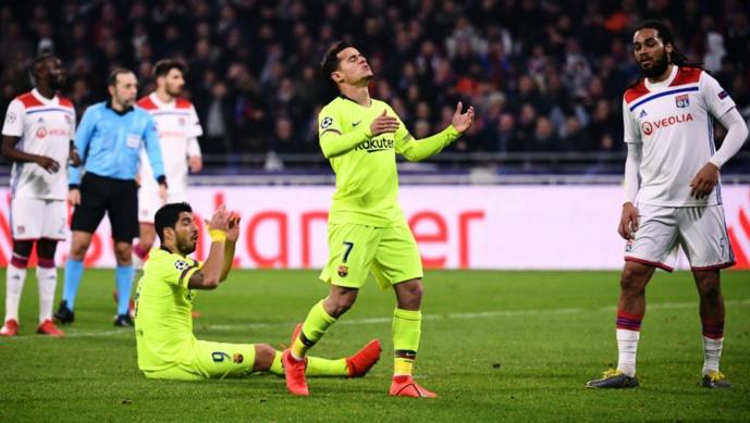 Le FC Barcelone, un problème sur la scène Européenne ?
