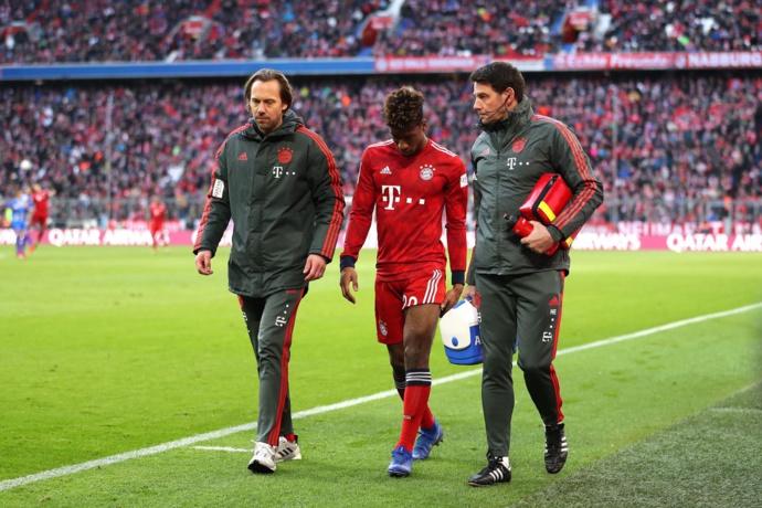 Bayern Munich : Nouveau coup dur pour Kingley Coman !