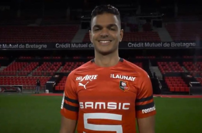 Le Stade Rennais doit se séparer d'Hatem Ben Arfa