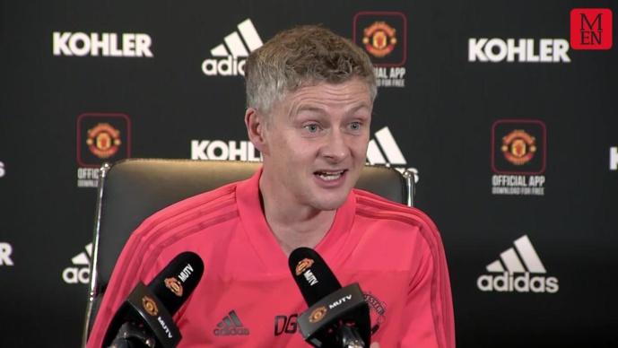 Manchester United : Solskjaer dépité par la prestation de ses joueurs face Wolverhampton