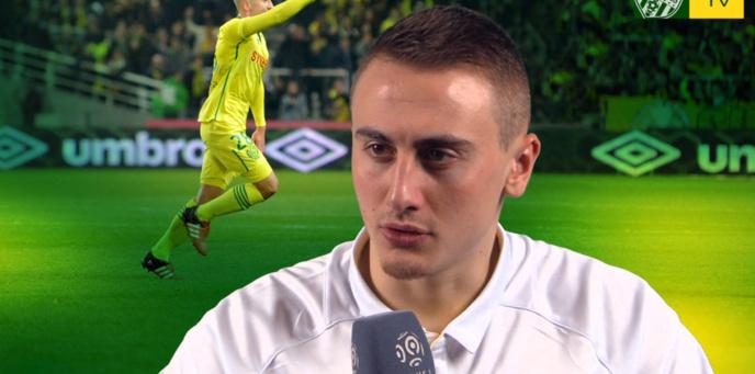 FC Nantes - Mercato : Rongier ne cache pas ses envies d'ailleurs