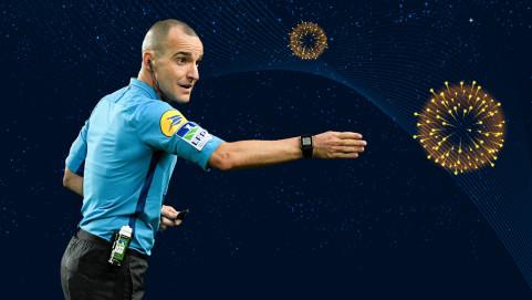 Benoit Millot désigné pour arbitrer la finale de la Coupe de la Ligue BKT