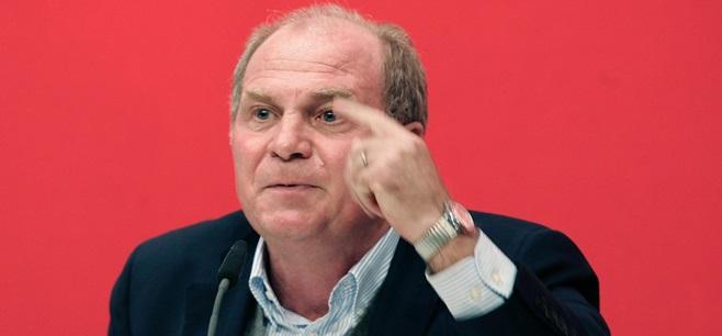 Uli Hoeness l'annonce, le Bayern Munich va claquer beaucoup d'argent cet été
