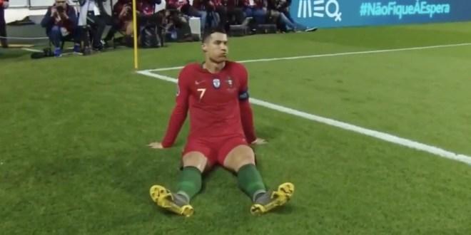 Juventus : rien de grave pour Cristiano Ronaldo