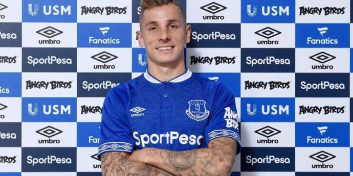Everton : Lucas Digne s'éclate en Angleterre