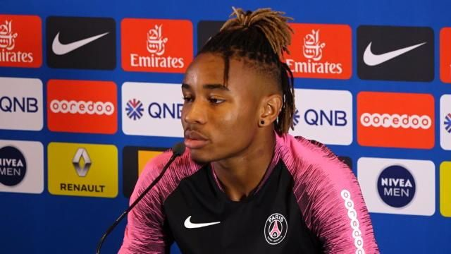 Christopher Nkunku (PSG) vers Rennes ?