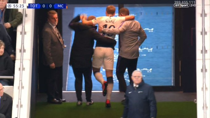 Tottenham : ligaments touchés pour Harry Kane ?