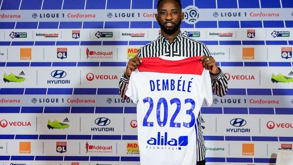 OL - Mercato : Manchester United lorgne sur Moussa Dembélé