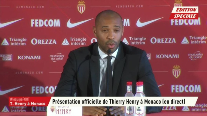Direction la MLS pour Thierry Henry ?