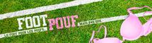 FootPouf : Le Foot pour le Poufs... mais pas que
