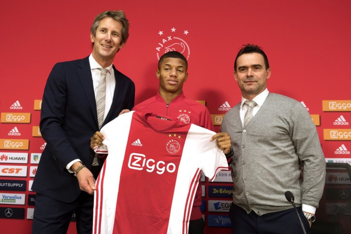 Ajax Amsterdam : David Neres fait le point sur son avenir