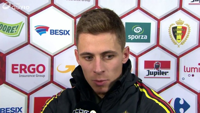 Thorgan Hazard (Mönchengladbach) annonce un accord avec Dortmund